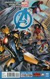 Avengers Vol 5 #3 2nd Ptg Jerome Opena Variant Cover