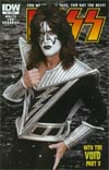 KISS Vol 2 #8 Incentive KISS Photo Variant Cover