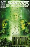 Star Trek The Next Generation Hive #4 Regular Cover A Joe Corroney