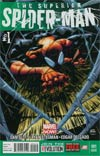 Superior Spider-Man #1 3rd Ptg Ryan Stegman Variant Cover