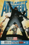Uncanny Avengers #3 2nd Ptg John Cassaday Variant Cover
