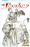 Shadow Vol 5 #10 Incentive Alex Ross Sketch Cover