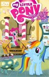 My Little Pony Friendship Is Magic #4 Regular Cover B Stephanie Buscema
