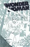 Wonder Woman Vol 4 #18 Incentive Cliff Chiang Sketch Cover