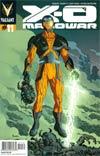 X-O Manowar Vol 3 #11 Incentive Paolo Rivera Variant Cover
