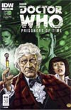 Doctor Who Prisoners Of Time #3 Incentive Mike Collins Variant Cover