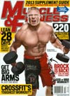 Muscle & Fitness Magazine Vol 74 #4 Apr 2013