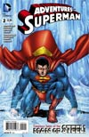 Adventures Of Superman Vol 2 #2