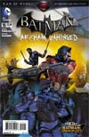 Batman Arkham Unhinged #15