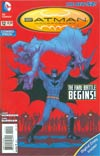 Batman Incorporated Vol 2 #12 Cover B Combo Pack With Polybag