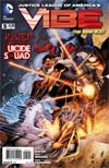 Justice League Of Americas Vibe #5 Cover A Regular Brett Booth Cover