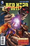 Red Hood And The Outlaws #21