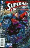 Superman Unchained #1 Cover A Regular Jim Lee Cover