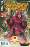 Trinity Of Sin Pandora #1 Cover A 1st Ptg Regular Ryan Sook Cover (Trinity War Prelude)