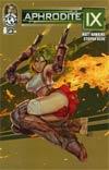 Aphrodite IX Vol 2 #2 Cover B Marc Silvestri