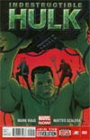 Indestructible Hulk #9 Cover A Regular Paolo Rivera Cover