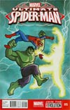 Marvel Universe Ultimate Spider-Man #15