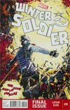 Winter Soldier #19 Cover A Regular Declan Shalvey Cover