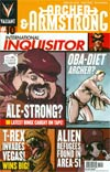 Archer & Armstrong Vol 2 #10 Cover C Variant Juan Doe Pullbox Cover