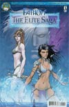 Fathom Elite Saga #1 Cover A Regular Ken Marion Cover