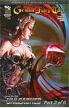 Grimm Fairy Tales Annual 2013 Cover B Jimbo Salgado (Unleashed Part 3)