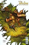 Grimm Fairy Tales Presents Jungle Book Last Of The Species #5 Cover A Jimbo Salgado
