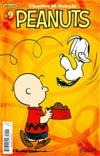 Peanuts Vol 3 #9 Cover A Regular Vicki Scott Cover