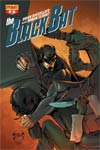 Black Bat #2 Cover B Regular Joe Benitez Cover