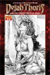 Dejah Thoris And The Green Men Of Mars #5 Cover B Variant Jay Anacleto Black & White Subscription Exclusive Cover