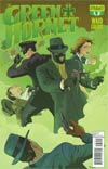 Mark Waids Green Hornet #4 Cover A Regular Paolo Rivera Cover