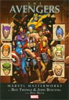 Marvel Masterworks Avengers Vol 5 TP Book Market Edition
