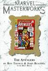 Marvel Masterworks Avengers Vol 5 TP Direct Market Edition