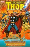 Thor Gods Gladiators And The Guardians Of The Galaxy TP