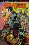 Teenage Mutant Ninja Turtles Secret History Of The Foot Clan TP