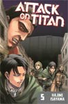 Attack On Titan Vol 5 GN