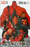 Thunderbolts Vol 2 #7 Incentive Phil Noto Variant Cover