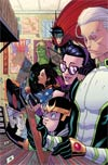 Young Avengers Vol 2 #3 Incentive Tradd Moore Variant Cover