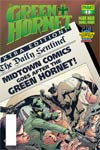 Mark Waids Green Hornet #1 Midtown Exclusive Cezar Razek Variant Cover