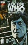 Doctor Who Prisoners Of Time #2 2nd Ptg