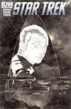 Star Trek (IDW) #19 Incentive Tim Bradstreet Sketch Cover