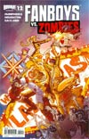 Fanboys vs Zombies #12 Regular Cover A Jerry Gaylord