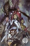 Guardians Of The Galaxy Vol 3 #1 Limited Edition Comix Exclusive Adi Granov Variant Cover