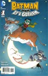 Batman Lil Gotham #1 Incentive Chris Burnham Variant Cover