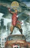 Age Of Ultron #5 Incentive Adi Granov Variant Cover