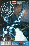 Avengers Vol 5 #6 2nd Ptg Adam Kubert Variant Cover