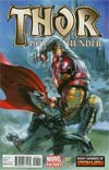 Thor God Of Thunder #7 Incentive Many Armors Of Iron Man Variant Cover