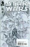 Star Wars (Dark Horse) Vol 2 #1 Incentive Alex Ross Sketch Cover