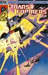 Transformers Regeneration One #90 Incentive Geoff Senior Variant Cover