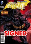 Detective Comics Vol 2 #19 Cover E DF Signed By John Layman