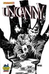 Uncanny #1 Cover D Midtown Exclusive Dan Panosian Black & White Cover